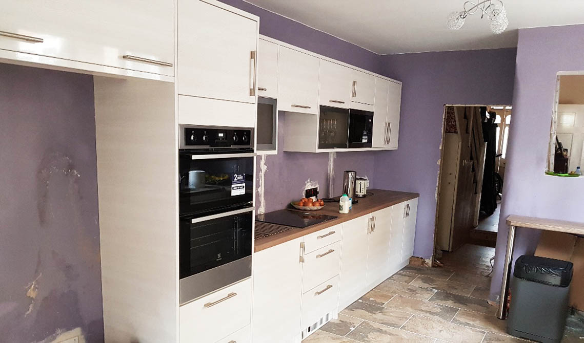 kitchen refurbishment services lodon pb builder