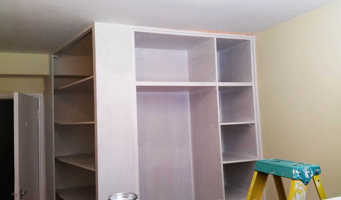 carpentry london service custom made closet pb builder