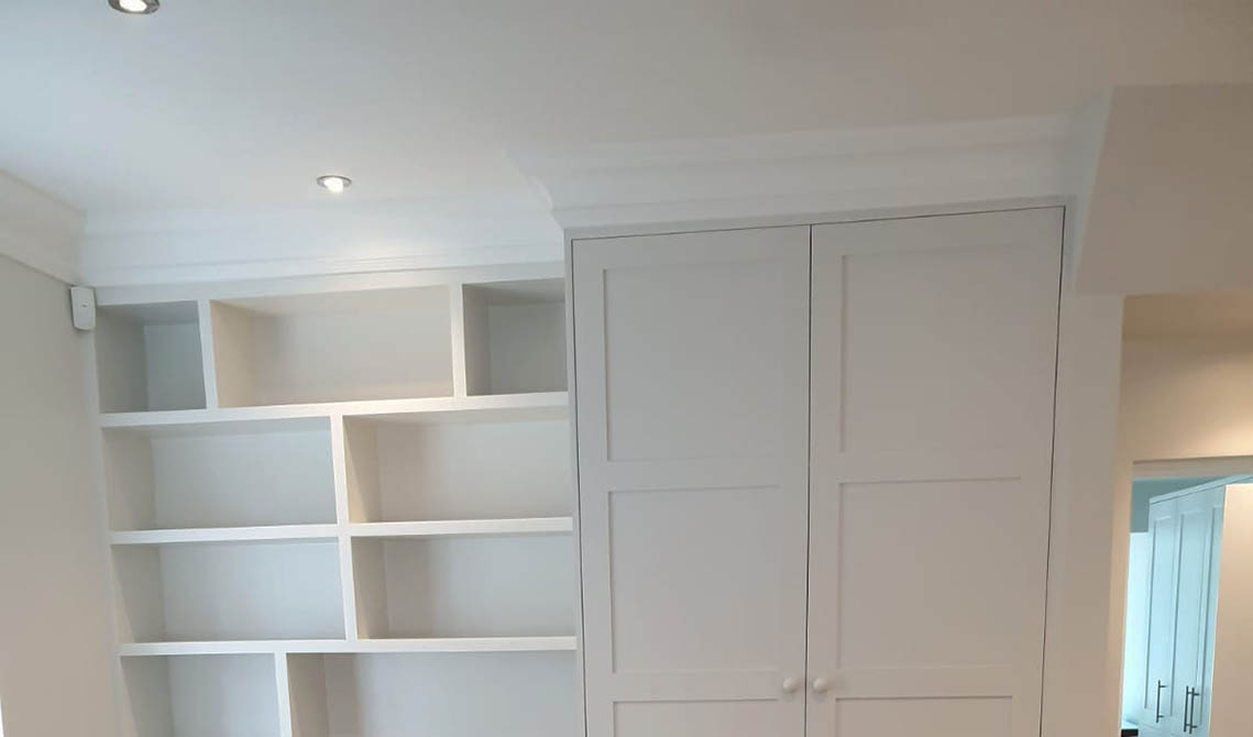 interior painting and decorating london-service completed pb builder