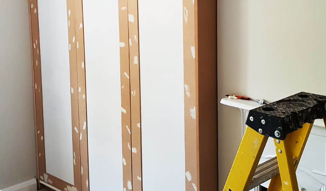painting and decorating london services bedroom closet pb builder